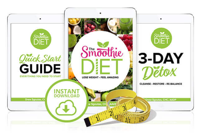 The 21 Day Smoothie Diet